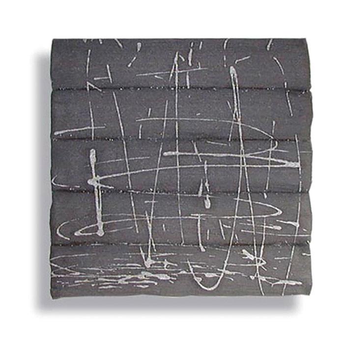Giusi Loisi material renaissance acciaio