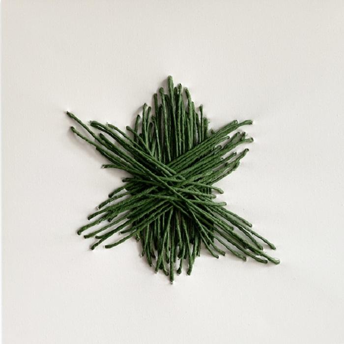 Giusi Loisi Annodanze green